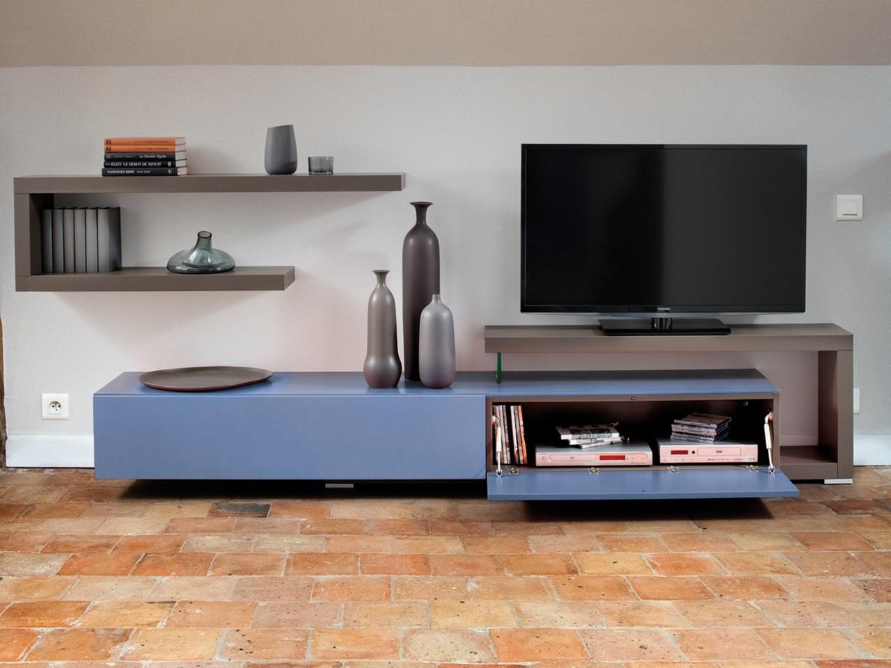 https www home design schmidt fr fr meubles et rangements meuble tv coloris orange laquee micron salon